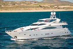 Scorpio Private Yacht Charter, Cabo San Lucas