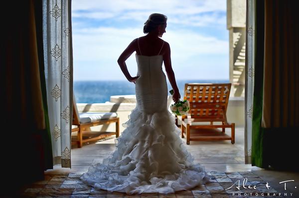 Cabo San Lucas Destination Wedding Capella Pedregal Resort Mexico