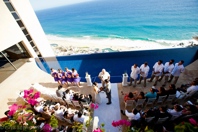 mexico destination weddings in cabo san lucas at villa bellissima