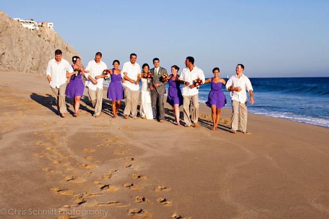 Destination Wedding Cabo San Lucas Mexico