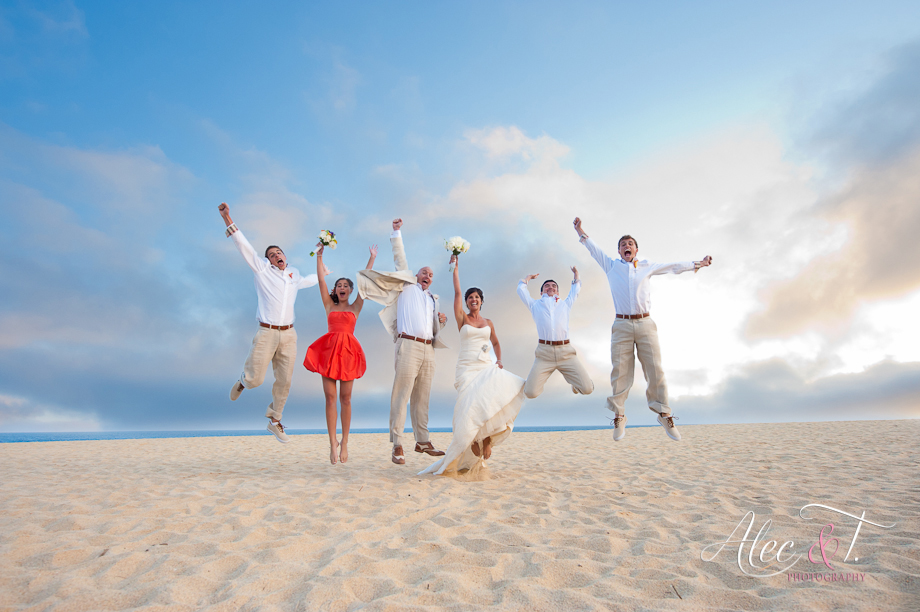 Cabo San Lucas Destination Weddings