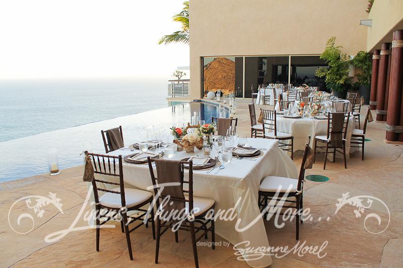 Los Cabos, Mexico destination weddings in a private villa rental
