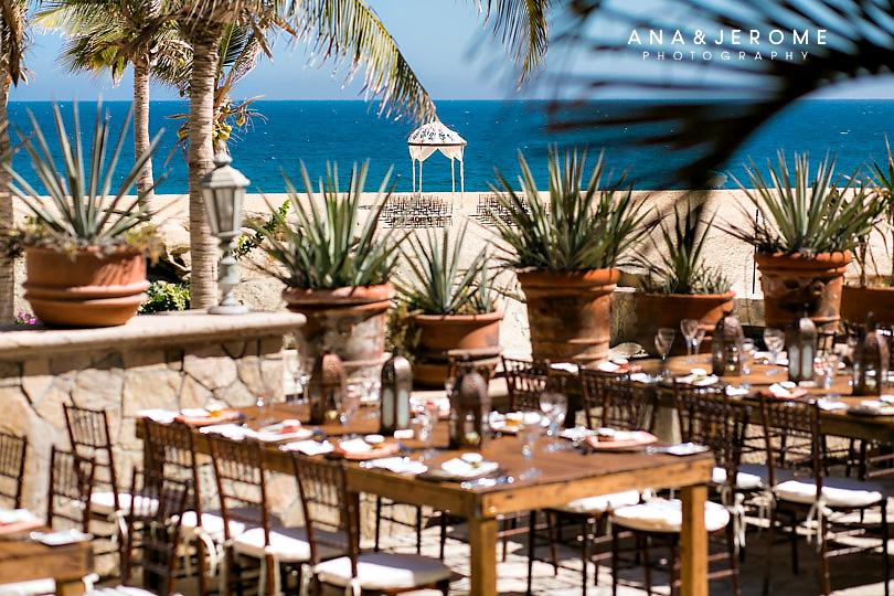 Cabo San Lucas Destination Wedding Villa