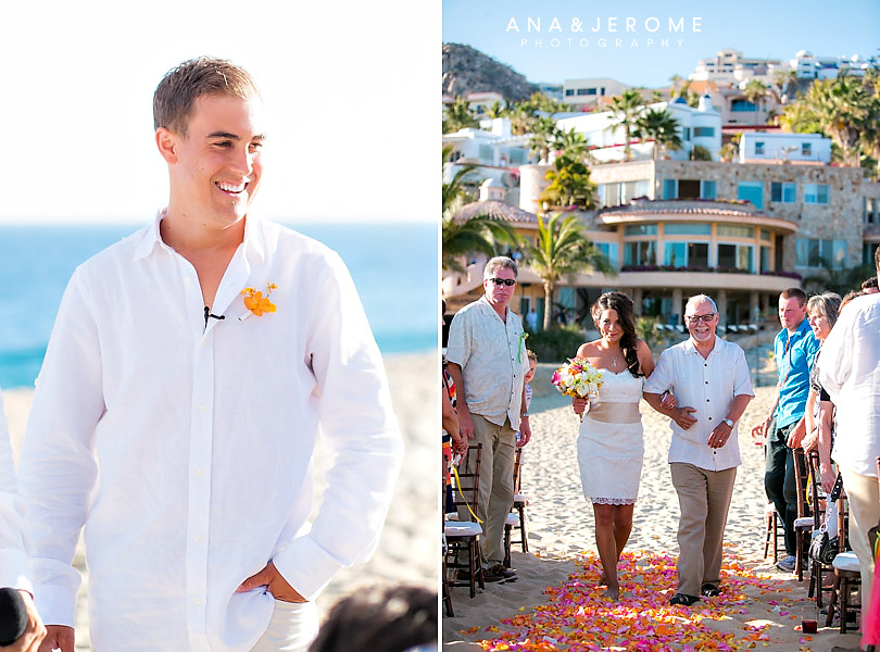 Los Cabos Mexico Destination Wedding