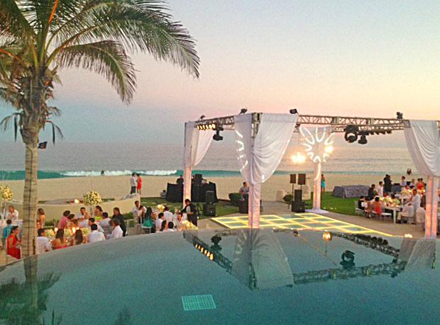 Destination Weddings in Los Cabos, Mexico - Club Campestre
