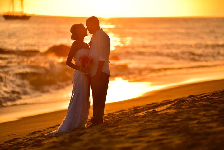 Pueblo Bonito Sunset Beach Resort Destination Wedding