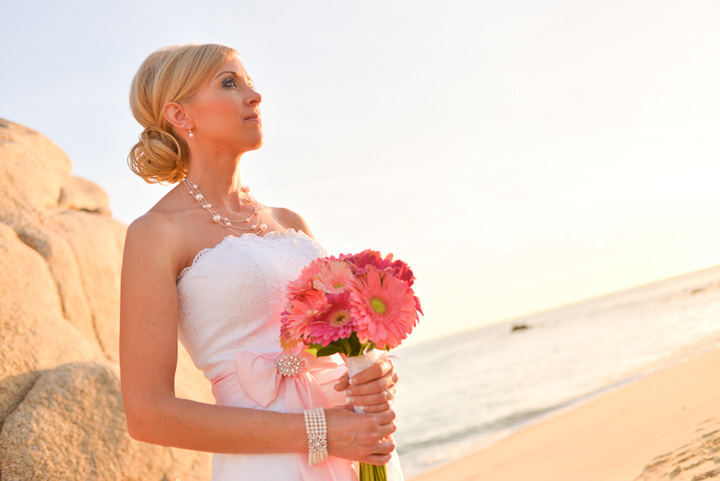 Destination Wedding in Los Cabos Mexico