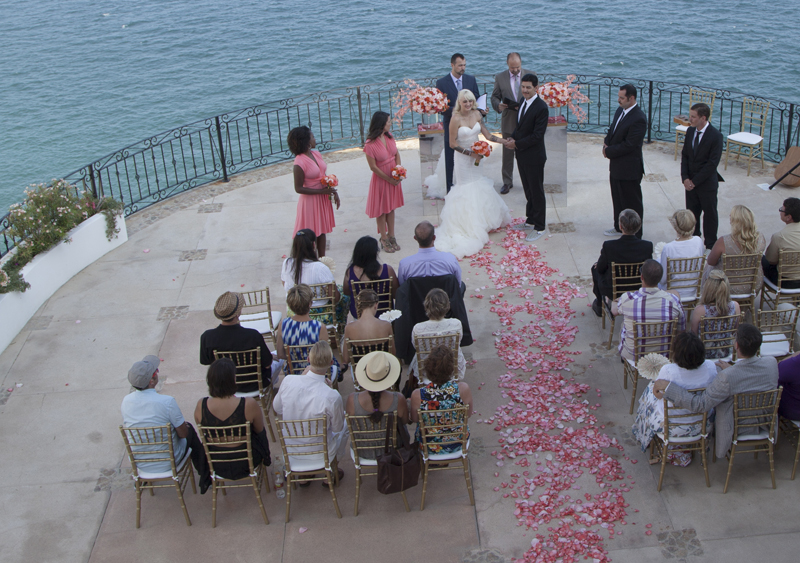 Destination Wedding in Los Cabos, Mexico