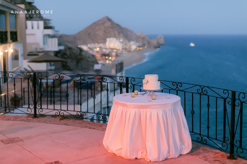 Destination Wedding in Cabo San Lucas Mexico at private vacation rental Villa Grande