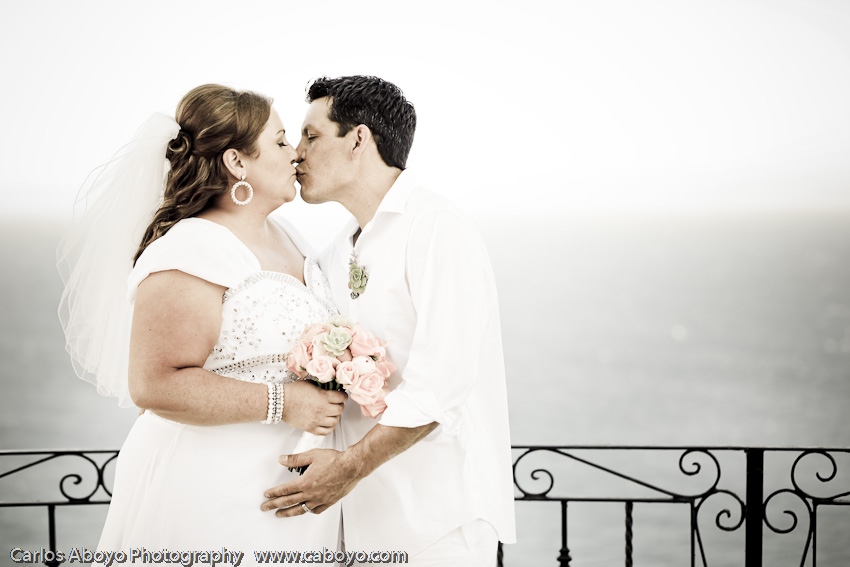 Destination Wedding in Cabo San Lucas, Mexico at private villa rental