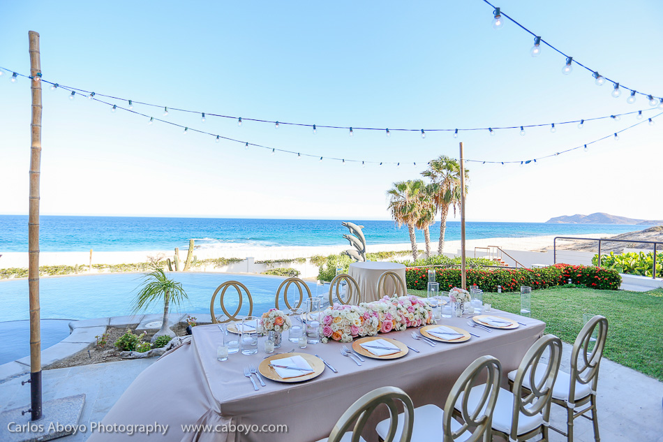 Vacation Rental Villa Delfines in Los Cabos, Mexico Destination Wedding and Celebrations