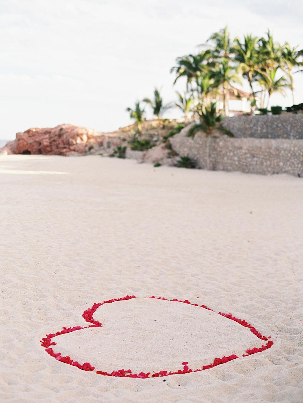 Destination Wedding at Beachfront Villa Captiva in Los Cabos, Mexico