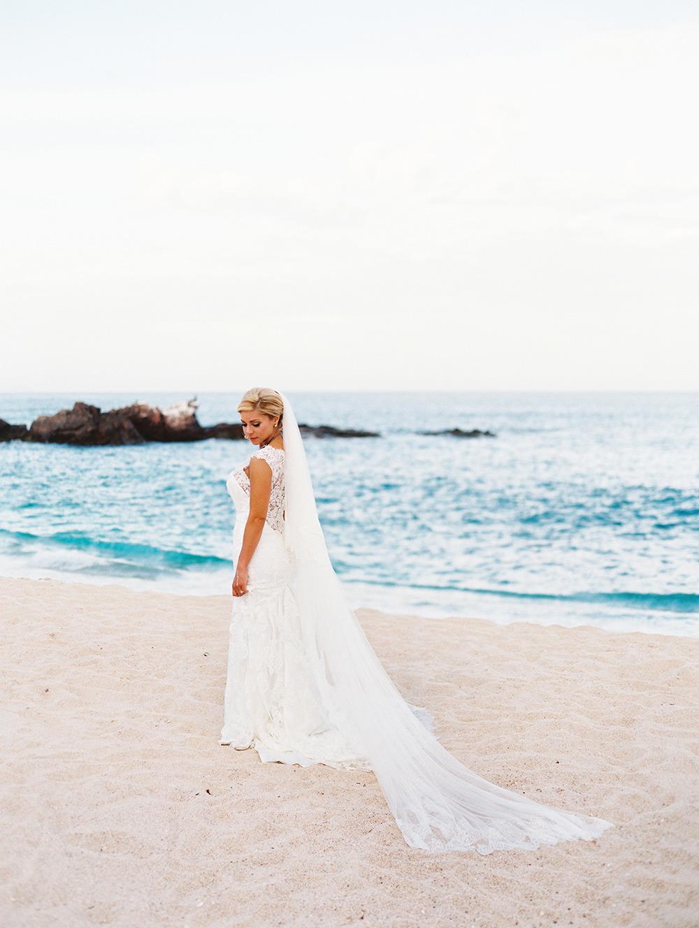 Destination Wedding at Villa Captiva in Los Cabos, Mexico