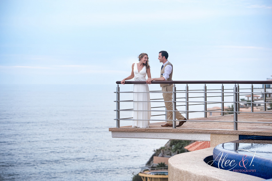 Private Villa Destination Wedding in Cabo San Lucas, Mexico at Villa Bellissima