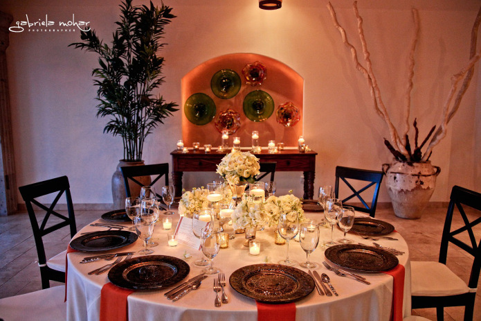 Destination Weddings in Los Cabos Mexico in a Private Villa Vacation Rental
