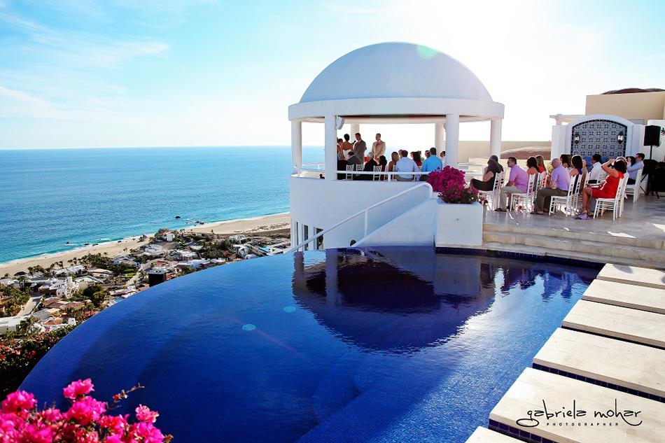 Destination Wedding Villa Clara Vista Cabo San Lucas Mexico