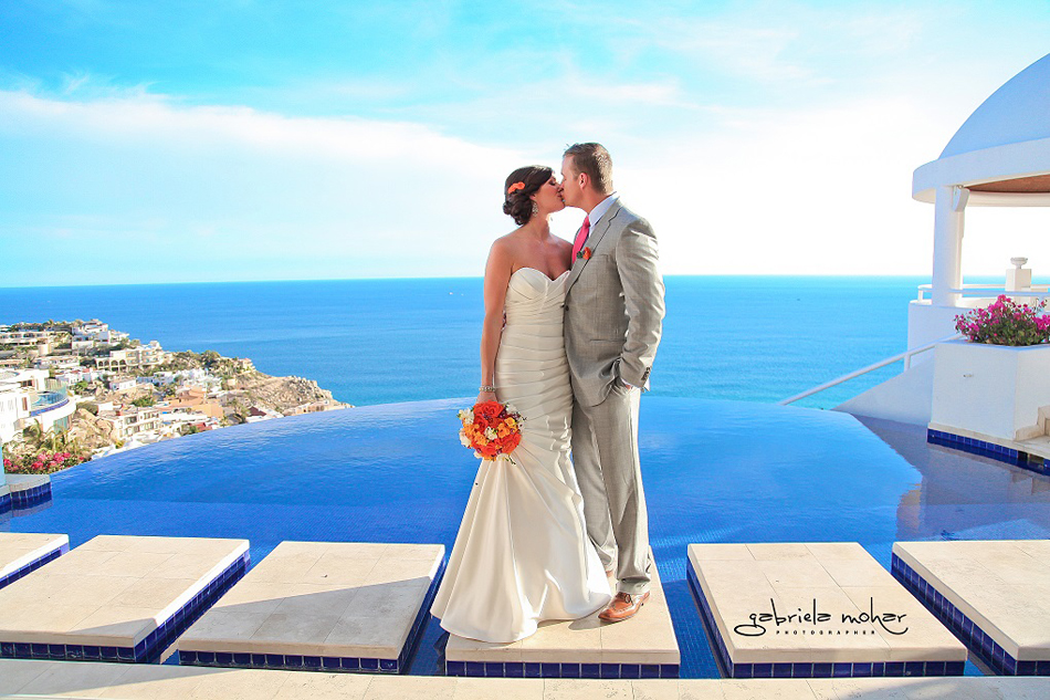 Destination Wedding Villa Clara Vista Cabo San Lucas Mexico