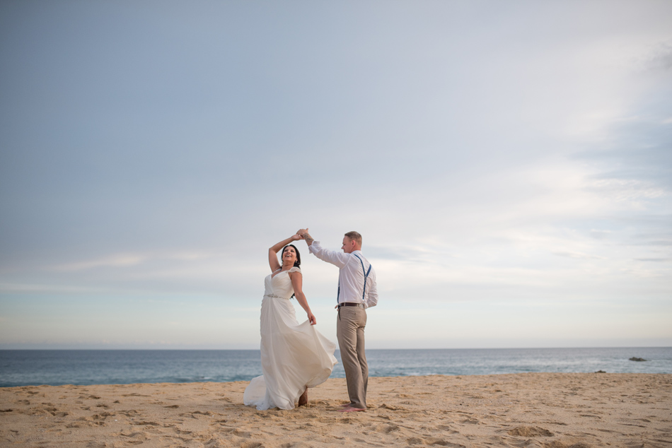 Cabo San Lucas, Mexico Luxury Destination Wedding at private vacation rental Villa Clara Vista