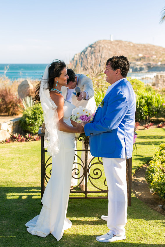 Luxury Destination Wedding at private vacation rental Villa Vista Ballena