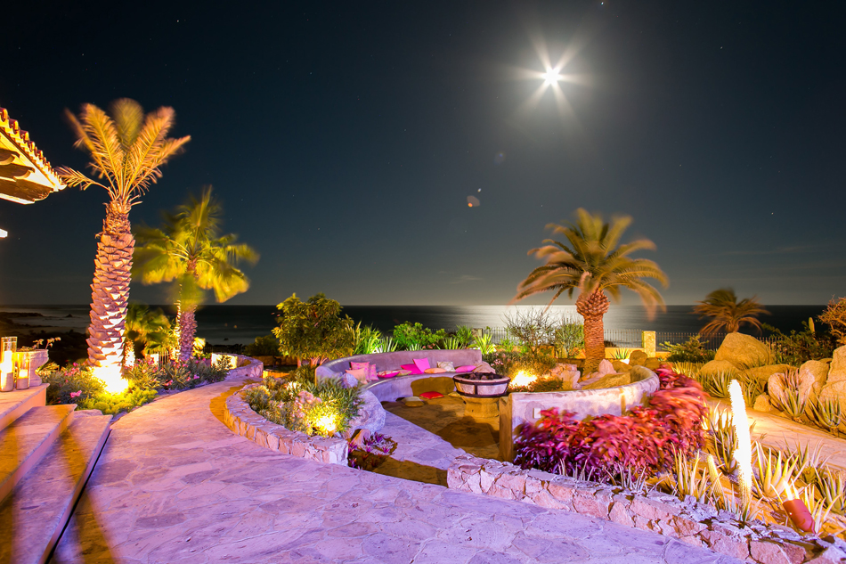 Destination Wedding at Luxury Vacation Rental Villa Vista Ballena in Los Cabos Mexico