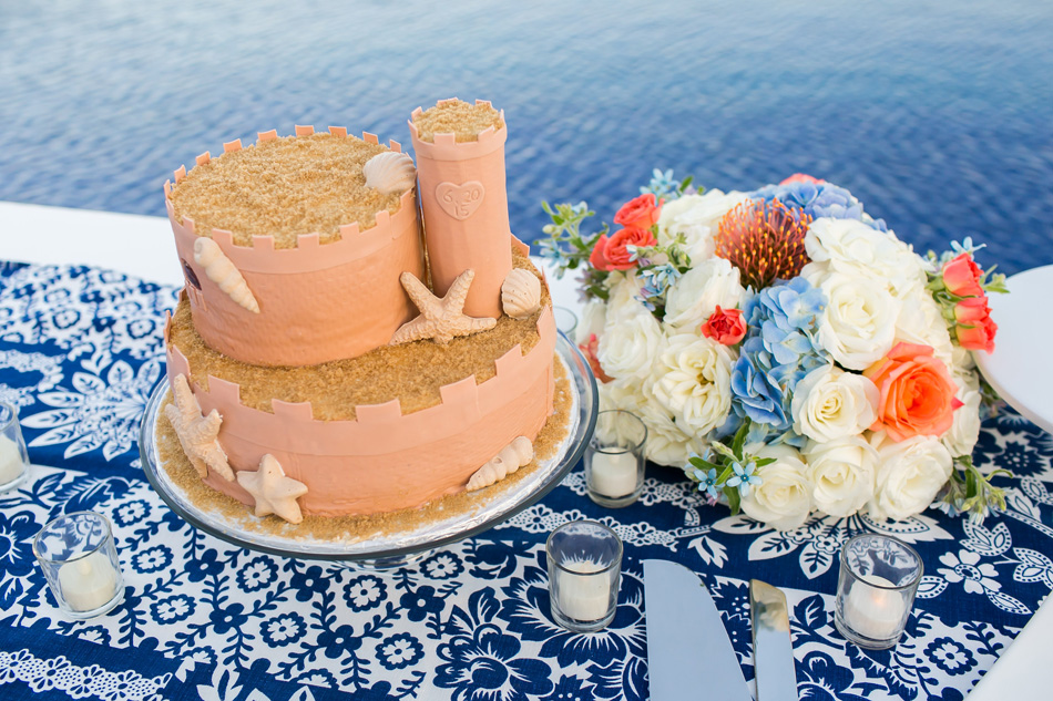 Luxury destination wedding at beachfront private vacation rental Villa Estero in Puerto Los Cabos Mexico