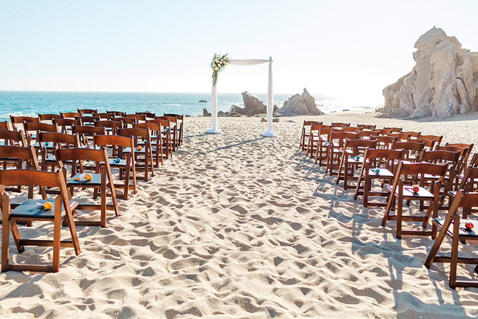 Luxury wedding at Villa Grande in Cabo San Lucas, Mexico
