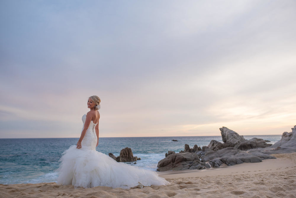 Luxury Wedding at Villa Clara Vista in Cabo San Lucas Mexico