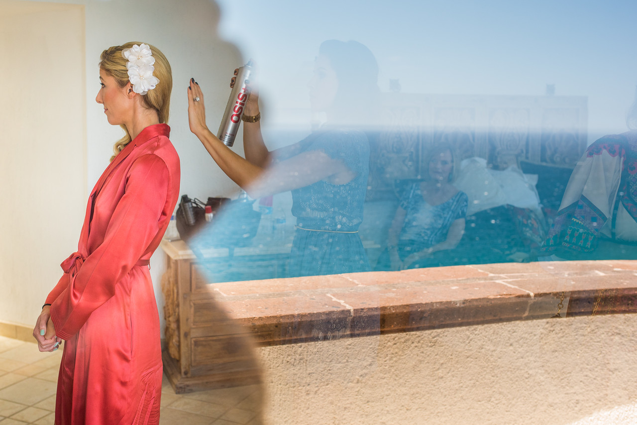 Luxury destination wedding in Cabo San Lucas at priavte vacation rental Villa Grande