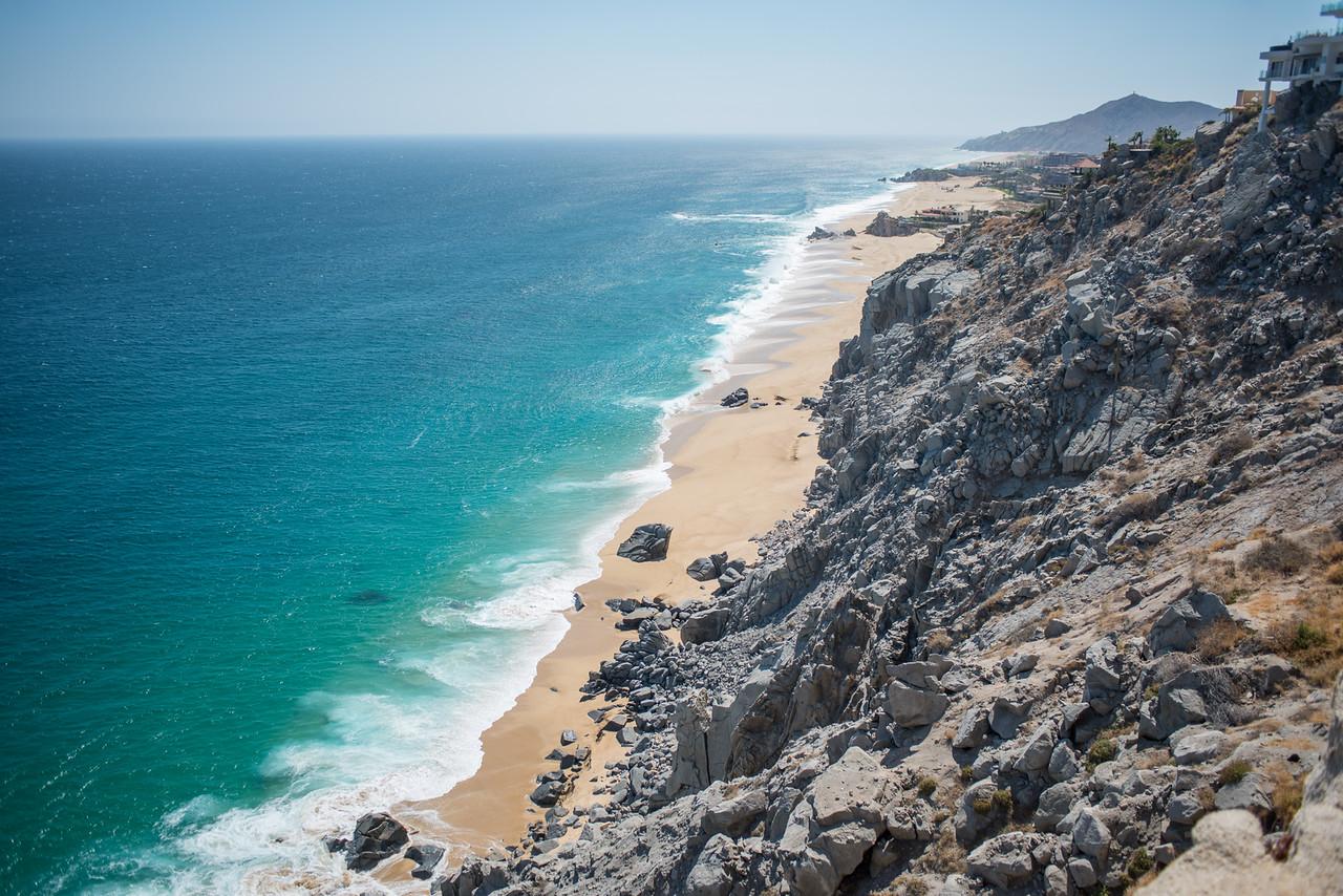 Luxury destination wedding in Cabo San Lucas at priavte vacation rental Villa Grande