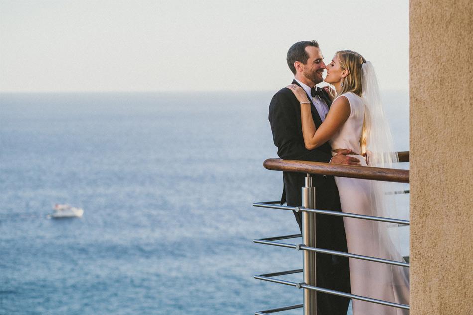 luxury destination wedding at Villa Bellissima in Cabo San Lucas Mexico