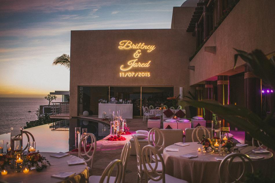 Luxury destination wedding in Cabo San Lucas Mexico