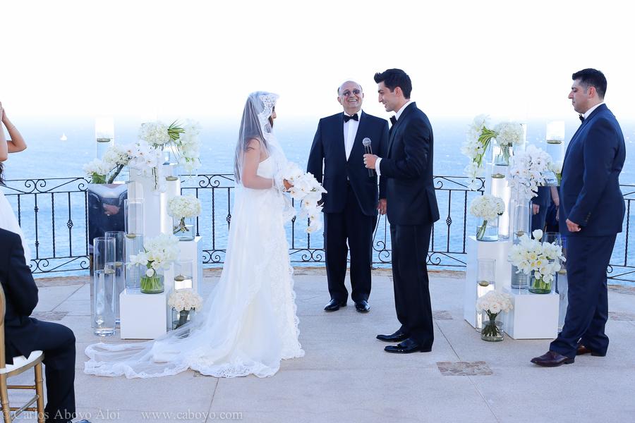 Luxury Destination Wedding in Cabo San Lucas, Mexico