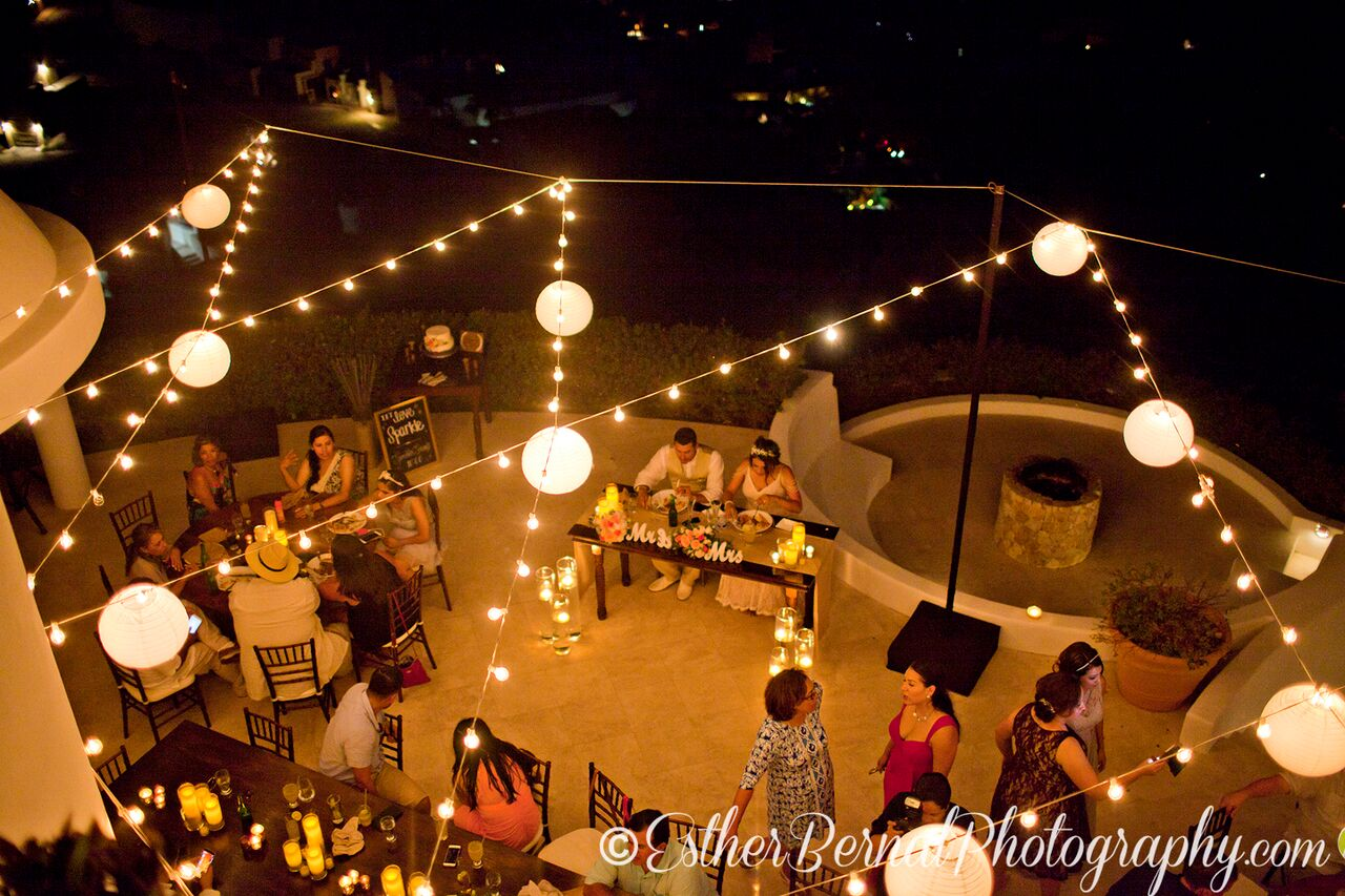 Cabo San Lucas Luxury Destination Wedding in a Private Villa Rental