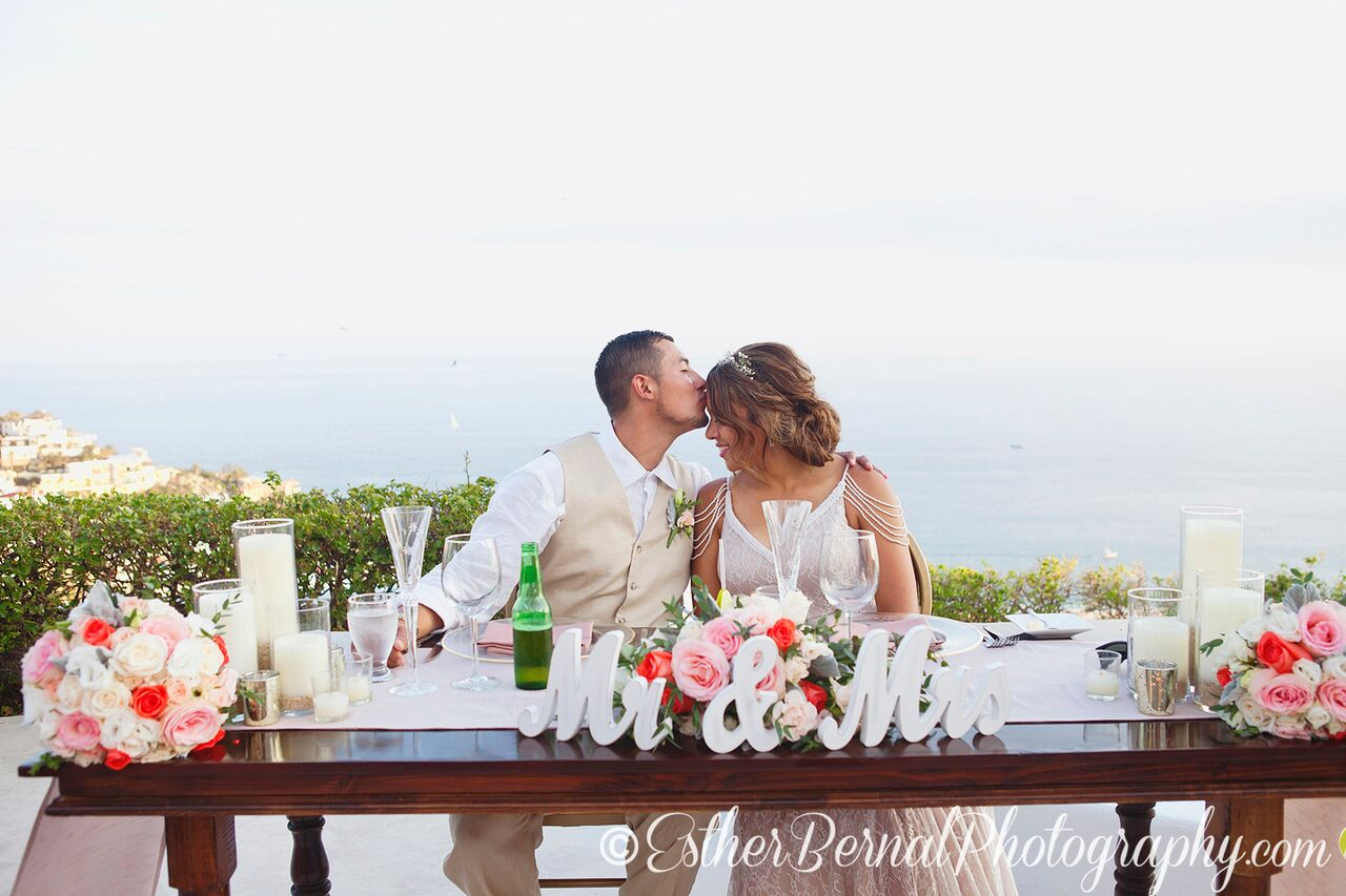 Los Cabos Luxury Destination Wedding