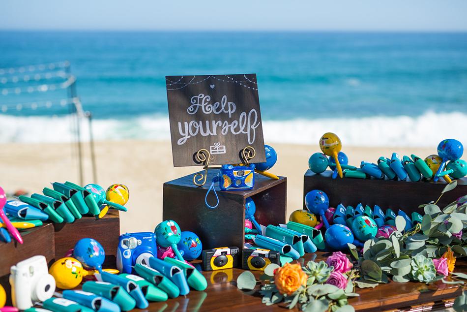 Beachfront Destination Wedding at private vacation rental Villa Amanecer in Los Cabos, Mexico