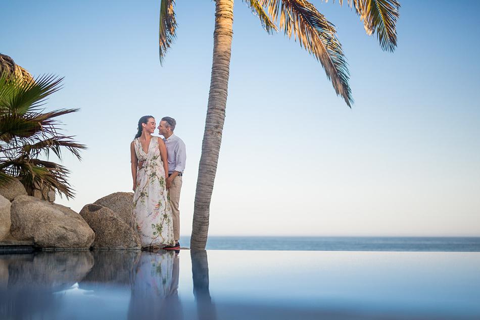 Luxury Beachfront Destination Wedding in Los Cabos Mexico at Villa Amanecer