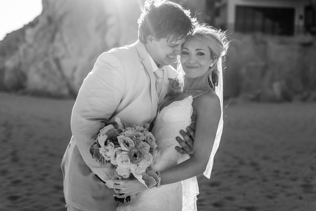 Luxury Destination Wedding at Villa Grande in Cabo San Lucas, Mexico