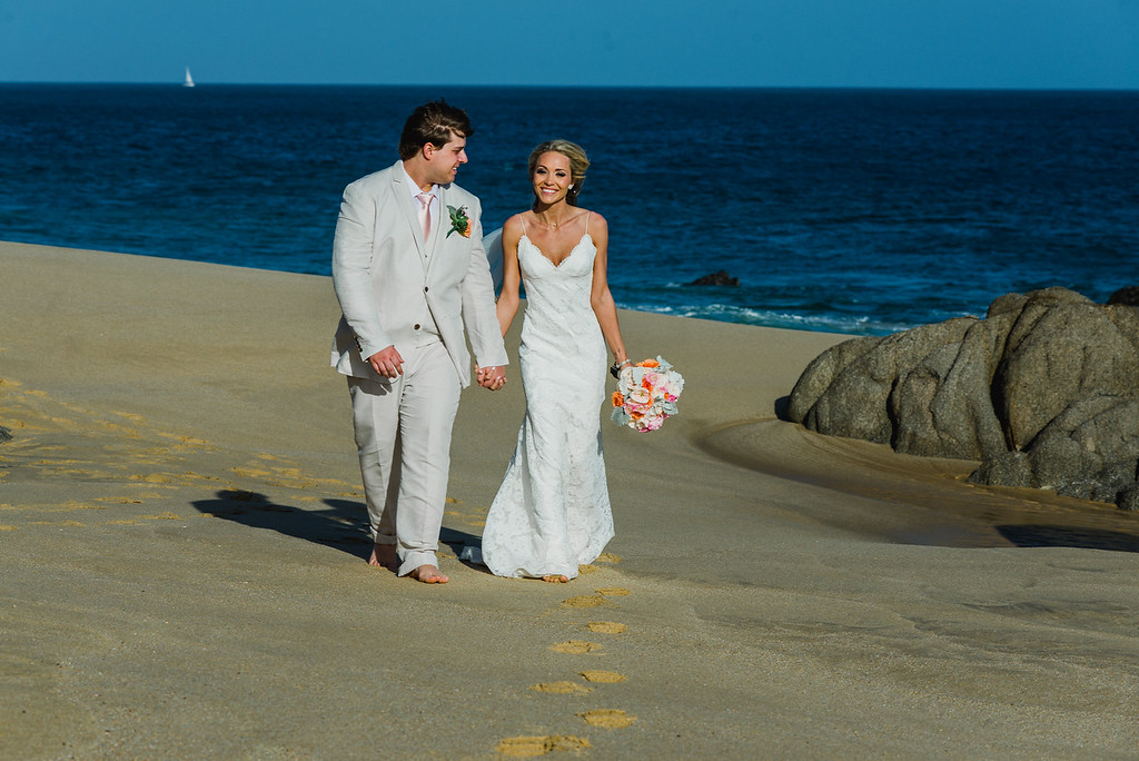 Luxury Destination Wedding in Los Cabos Mexico