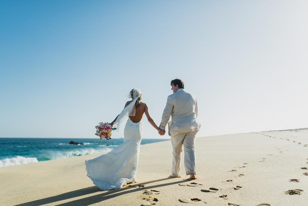 Luxury Destination Wedding in Los Cabos Mexico