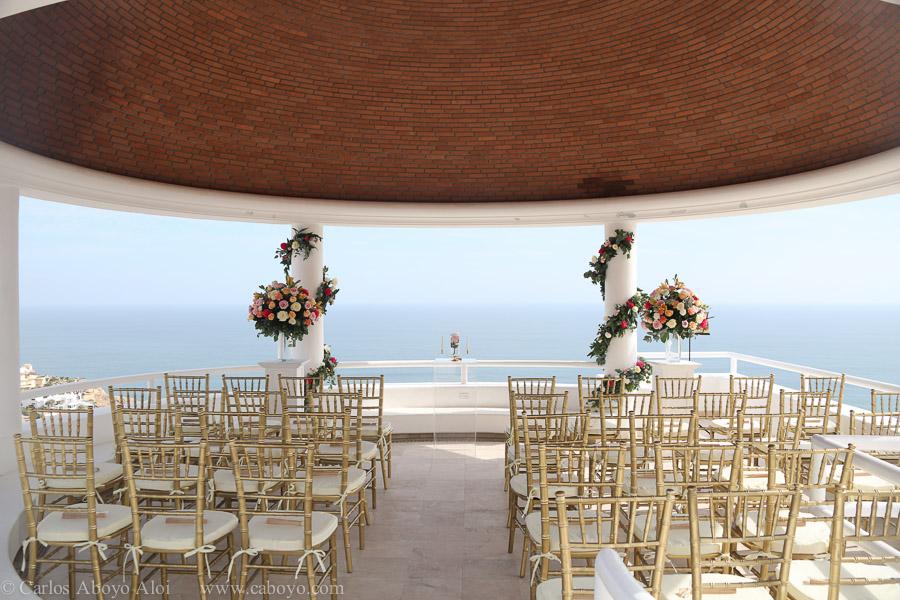 Luxury Destination Wedding in villa rental in Cabo San Lucas Mexico