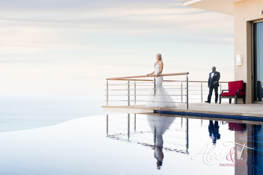 Luxury Destination Wedding at Villa Bellissima in Cabo San Lucas Mexico