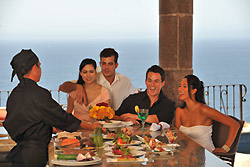 Cabo Wedding Rehearsal Dinner