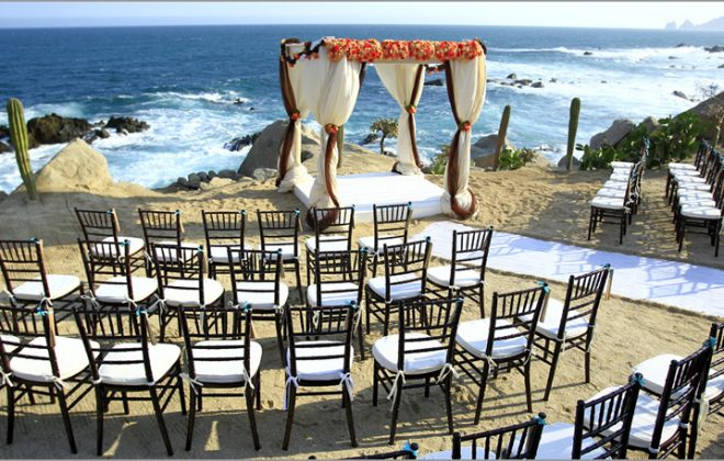 Hacienda Encantada Resort Destination Wedding in Los Cabos, Mexico