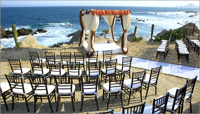 Hacienda Encantada Resort Destination Wedding In Los Cabos Mexico