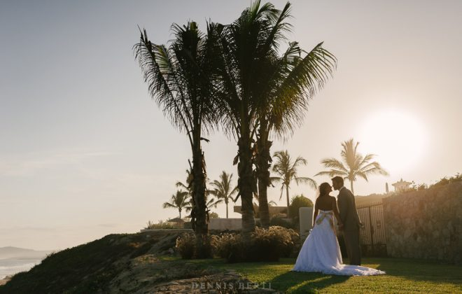 Los Cabos Beachfront Destination Wedding in Mexico