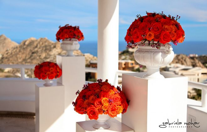 Destination Wedding Cabo San Lucas Pedregal Mexico Private Villa Rental
