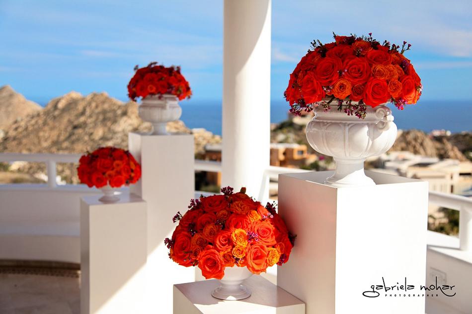 Destination Wedding Cabo San Lucas Pedregal Mexico Private Villa Rental