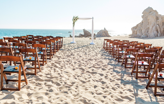 Luxury wedding at Villa Grande in Cabo San Lucas, Mexico