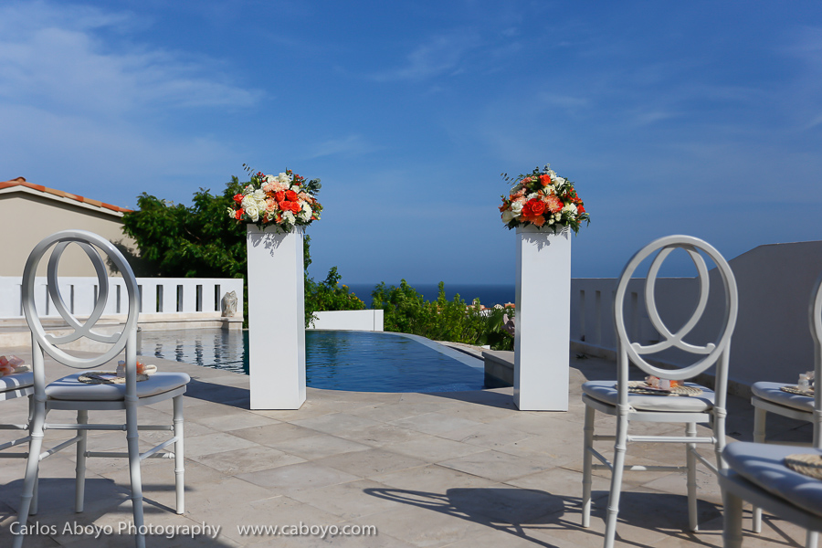 vow renewals in Los Cabos Mexico