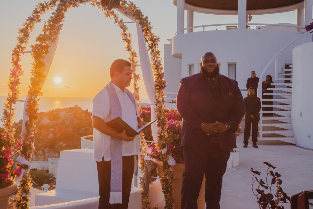 A dream destination wedding at Villa Clara Vista in Cabo San Lucas, Mexico